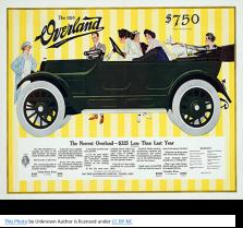 Overland Ad with CC Caption